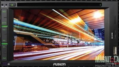 2DIN мультимедийный центр Fusion FDT-61