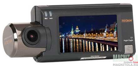 Автомобильный видеорегистратор RECXON G1 PRO GPS/ГЛОНАСС