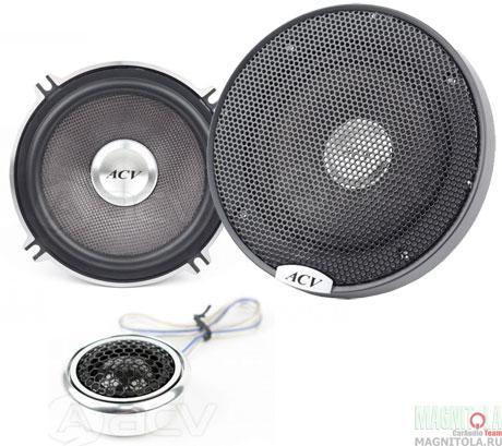 Компонентная акустическая система ACV GF-5.2