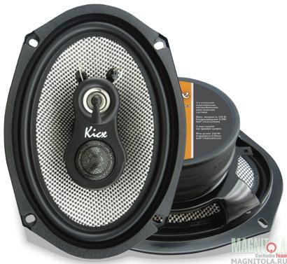 Коаксиальная акустическая система Kicx GFQ-693