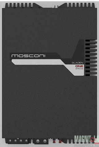 Усилитель Audio System Mosconi Gladen One 240.2