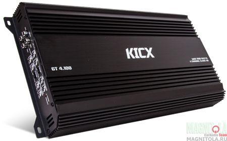 Усилитель Kicx GT 4.100