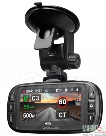 Автомобильный видеорегистратор/радар-детектор ACV GX-5000