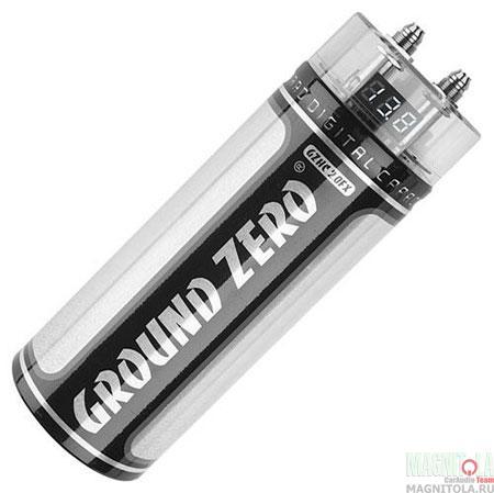 Конденсатор Ground Zero GZHC 2.0F
