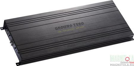Усилитель Ground Zero GZRA 1.2500D