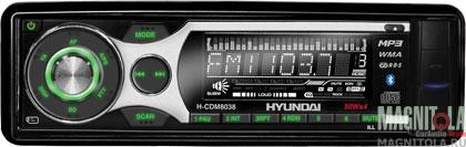 CD/MP3-������� � ���������� Bluetooth Hyundai H-CDM8038