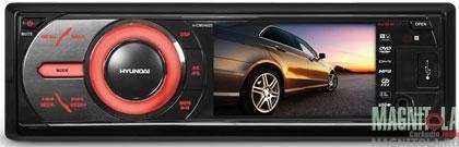 DVD-ресивер со встроенным ЖК-дисплеем Hyundai H-CMD4025