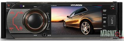 DVD-ресивер со встроенным ЖК-дисплеем Hyundai H-CMD4026