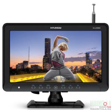 Автомобильный телевизор Hyundai H-LCD901