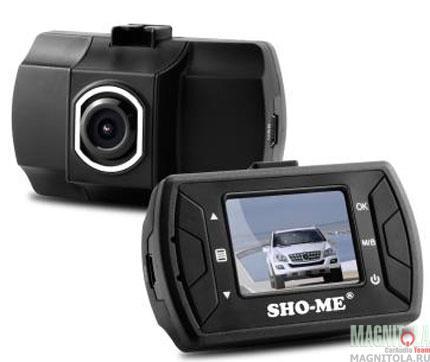 Автомобильный видеорегистратор Sho-me HD45-LCD