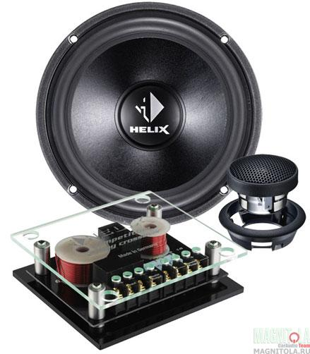 Компонентная акустическая система Helix RS 6 Competition mkII