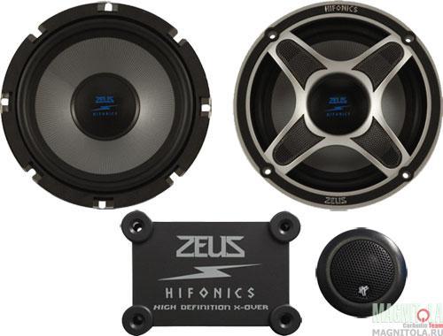 Компонентная акустическая система Hifonics ZXi6.5C