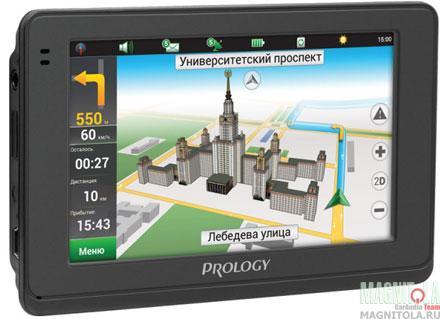 GPS-навигатор Prology iMap-4500