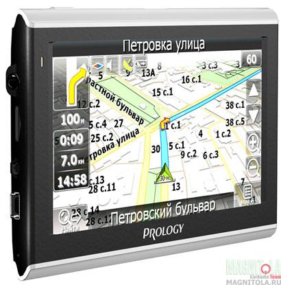GPS-навигатор Prology iMap-5000M