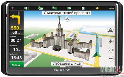 GPS-навигатор Prology iMap-5600 Gun Metal