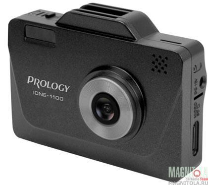 Автомобильный видеорегистратор/радар-детектор Prology iOne-1100