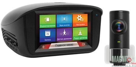 Автомобильный видеорегистратор с радар-детектором Prology iOne-900