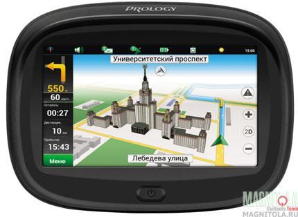 GPS-навигатор для мотоцикла Prology iMap MOTO