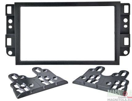 Переходная рамка 2DIN для автомобилей Chevrolet Aveo/Captiva/Epica INCAR 95-3306A