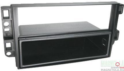 Переходная рамка 2/1DIN для автомобилей Chevrolet Aveo, Epica, Captiva INCAR RCV-N01