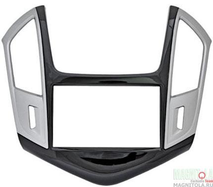 Переходная рамка 2DIN для автомобилей Chevrolet Cruze 2013+ INCAR RCV-N12