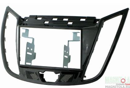 Переходная рамка 2DIN для автомобилей Ford Focus III/C-Max INCAR RFO-N25