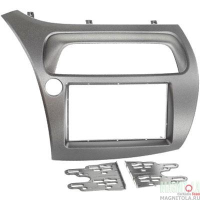 Переходная рамка 2DIN для автомобилей Honda Civic 06+ (H/B 5D) (крепеж) INCAR RHO-N11