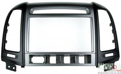 Переходная рамка 2DIN для автомобилей Hyundai Santa Fe (2006-2012) INCAR RHY-N44