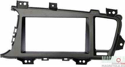 Переходная рамка 2DIN для автомобилей Kia Magentis III/Optima III INCAR RKIA-N37