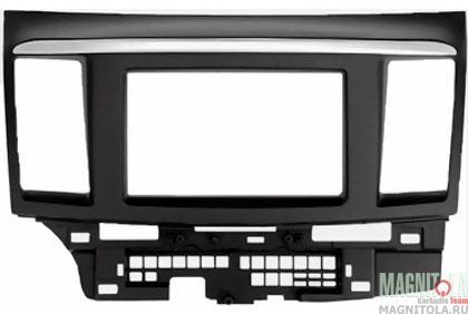 Переходная рамка 2DIN для автомобилей Mitsubishi Lancer X INCAR RMS-N07