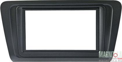 Переходная рамка 2DIN для автомобилей Skoda Octavia INCAR RSC-N08