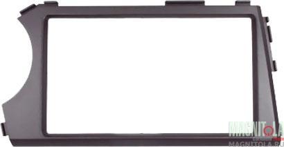 Переходная рамка 2DIN для автомобилей SsangYong INCAR RSY-N02