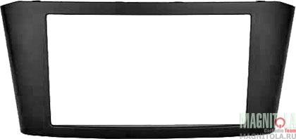 Переходная рамка 2DIN для автомобилей Toyota Avensis 03-08 Black INCAR RTY-N12-B