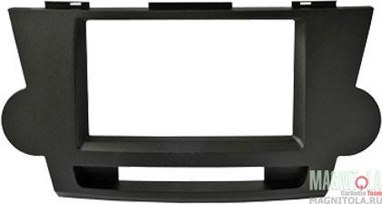 Переходная рамка 2DIN для автомобилей Toyota Highlander INCAR RTY-N56