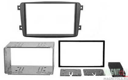 Переходная рамка 2DIN для автомобилей Mercedes INCAR RMB-C00S
