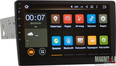 2DIN мультимедийный бездисковый центр RECXON iSmart 10