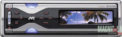 CD/MP3-ресивер JVC KD-SHX701T