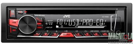 CD/MP3-ресивер с USB JVC KD-R469EY