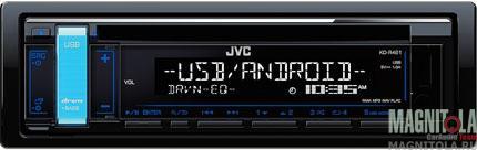 CD/MP3-ресивер с USB JVC KD-R481