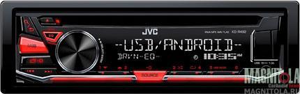 CD/MP3-ресивер с USB JVC KD-R482
