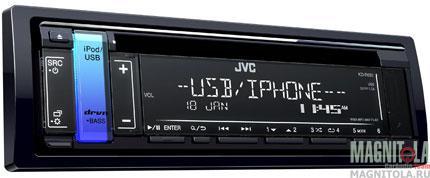 CD/MP3-ресивер с USB JVC KD-R691