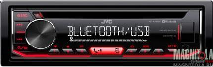 CD/MP3-ресивер с USB и поддержкой Bluetooth JVC KD-R794BT