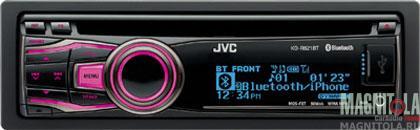CD/MP3-ресивер с USB и поддержкой Bluetooth JVC KD-R821BT