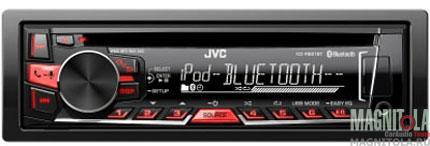 CD/MP3-ресивер с USB и поддержкой Bluetooth JVC KD-R861BT