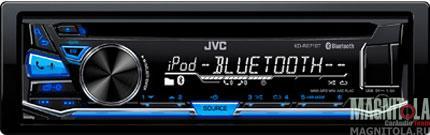 CD/MP3-ресивер с USB и поддержкой Bluetooth JVC KD-R871BTE