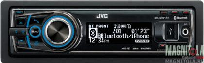 CD/MP3-ресивер с USB и поддержкой Bluetooth JVC KD-R921BT