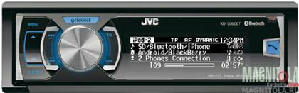 CD/MP3-������� � USB � ���������� Bluetooth JVC KD-SD80BT