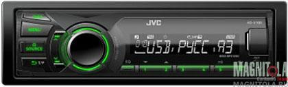Бездисковый ресивер JVC KD-X100EE