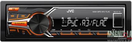 инструкция jvc kd-x115