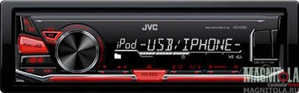 Бездисковый ресивер JVC KD-X230E